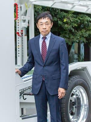 代表取締役 社長田村 元