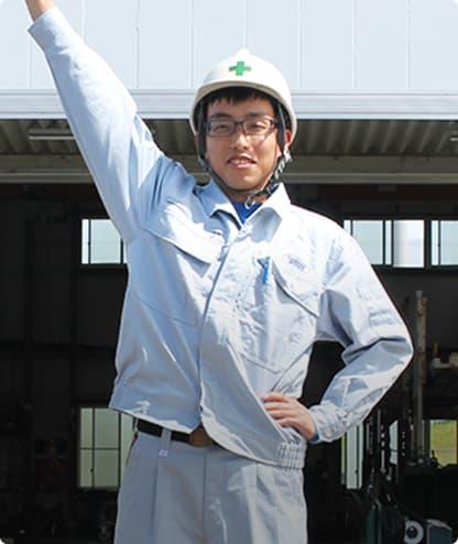 製造部整備課整備係 M. O